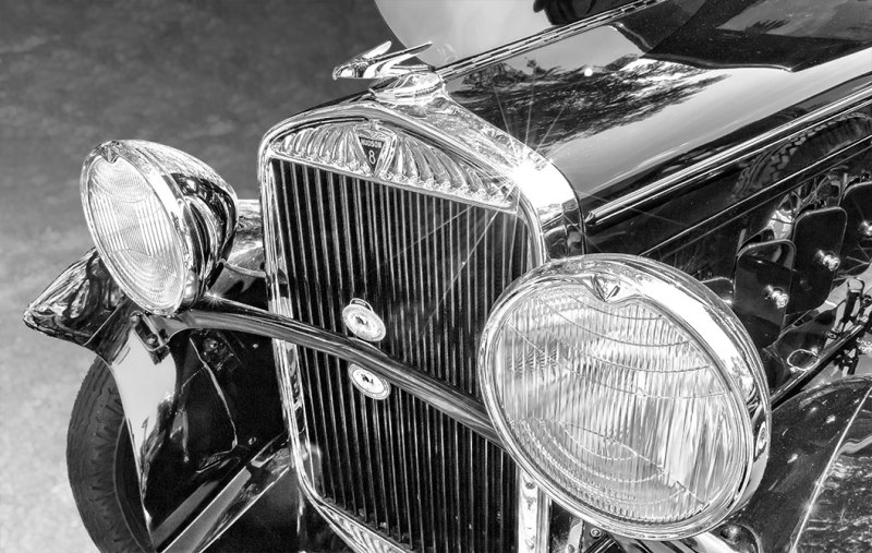 black-white-classic-car-5