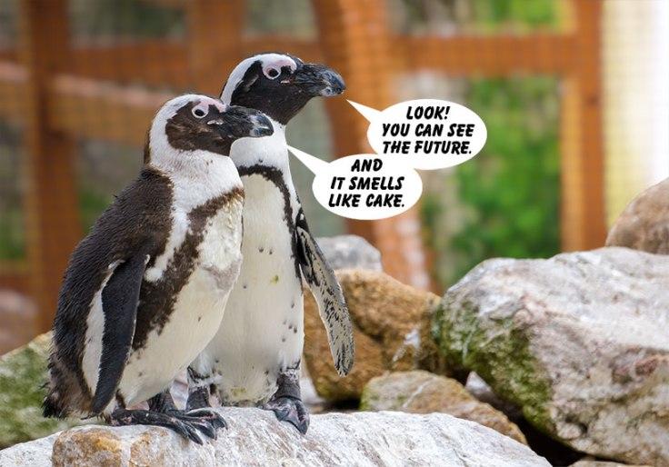 Penguins-Looking-Ahead