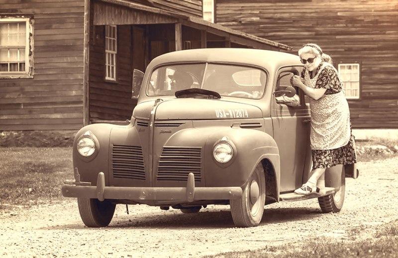WWII-Car