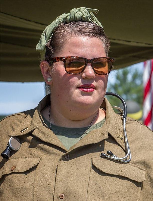 WWII-Nurse