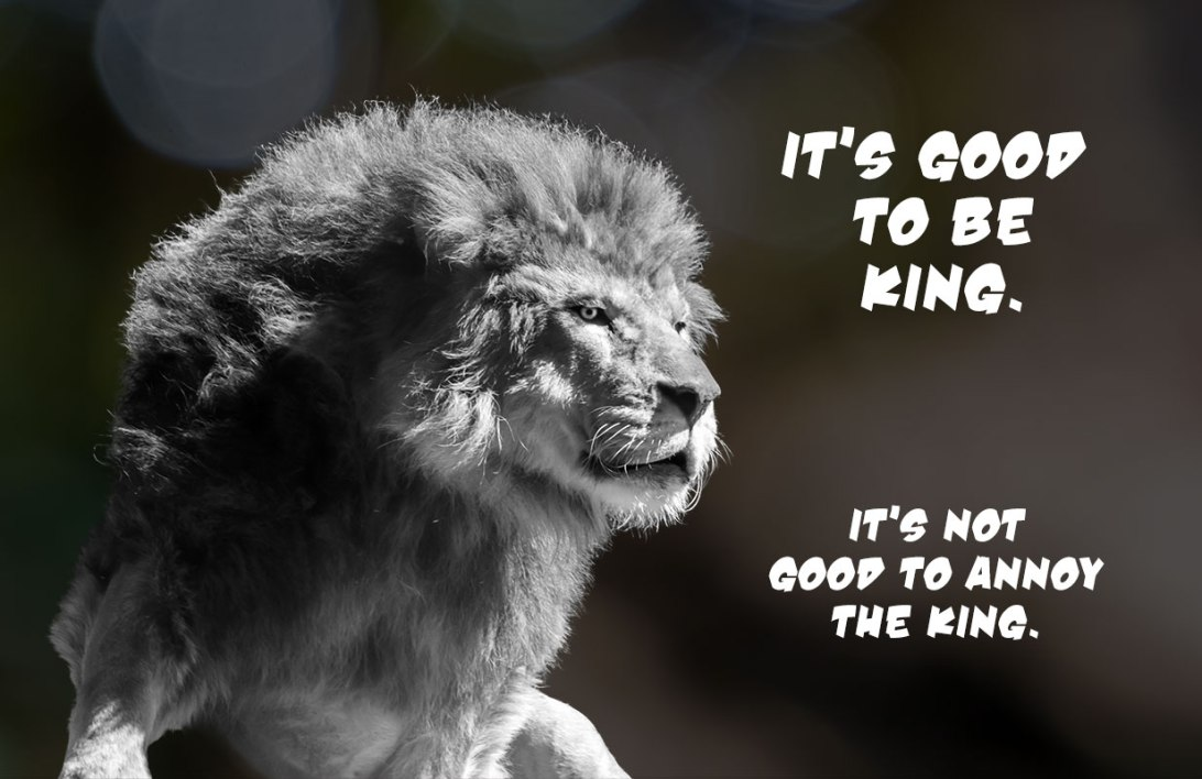 Good-to-be-King