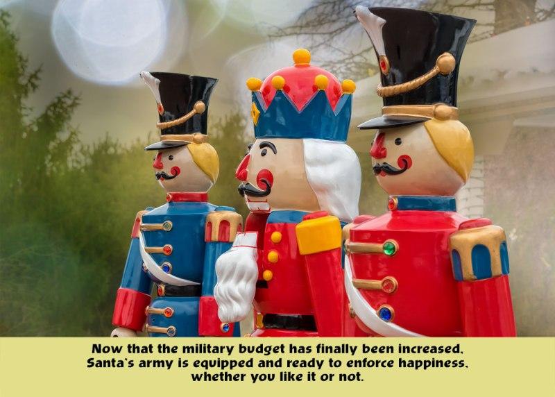 Santa's-Army