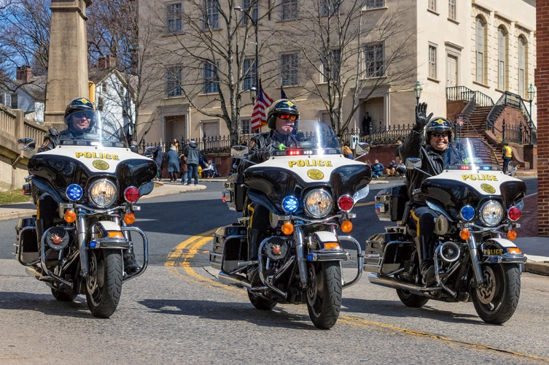 St.-Patrick's-Day-Parade-Bethlehem-Police-1