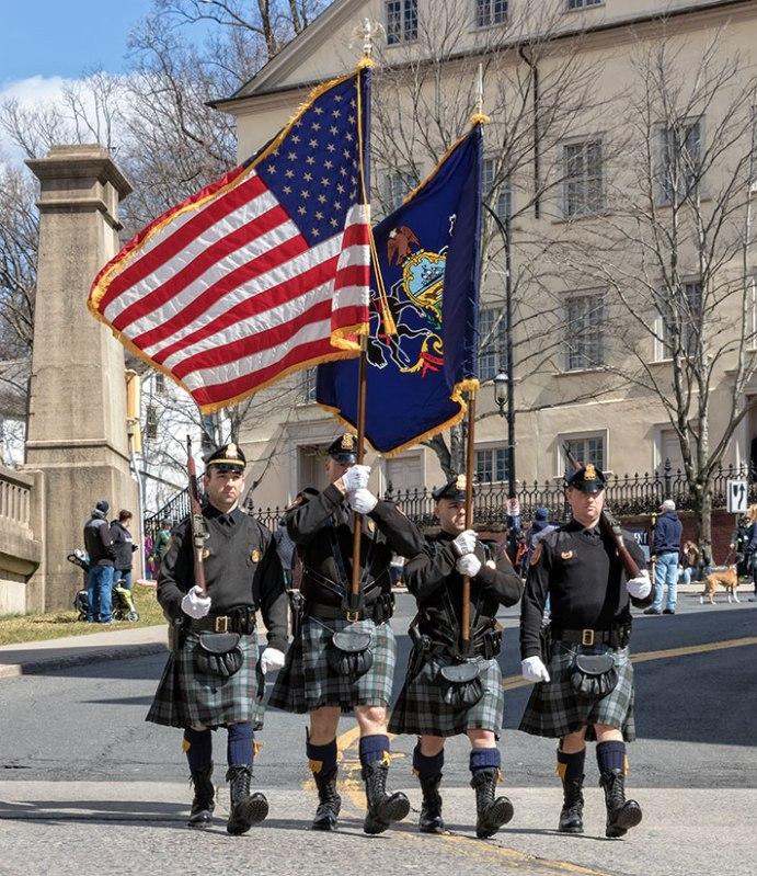 St.-Patrick's-Day-Parade-Bethlehem-Police-2