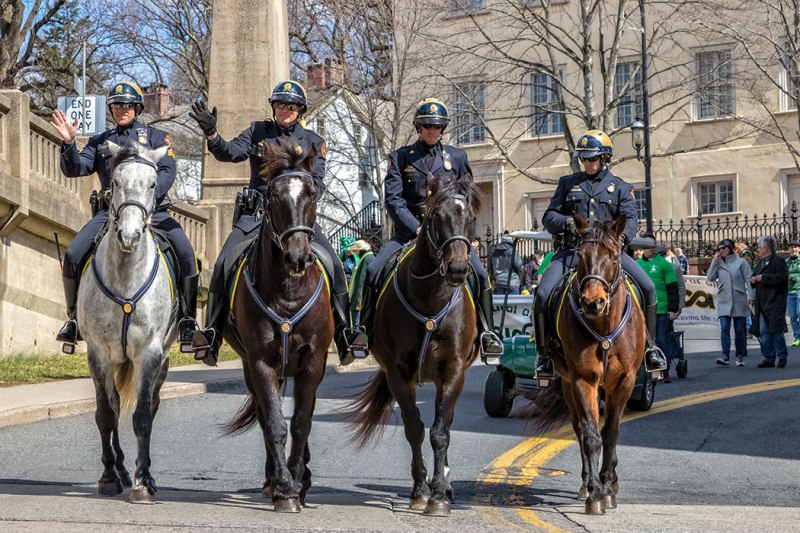 St.-Patrick's-Day-Parade-Bethlehem-Police-3