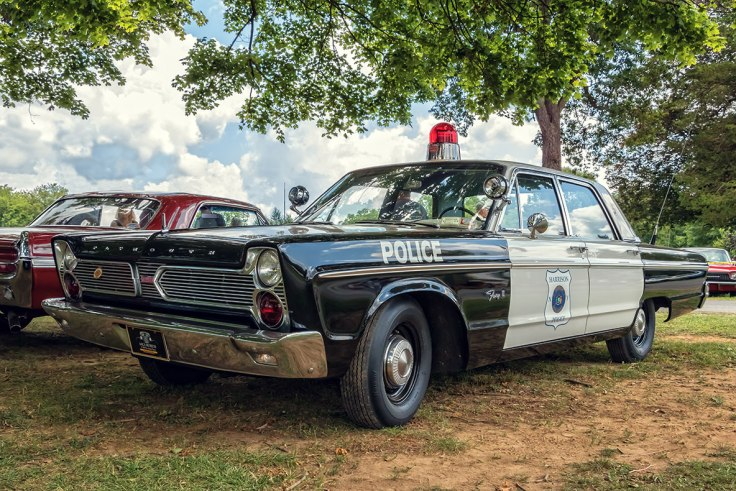 Classic-Cop-Car