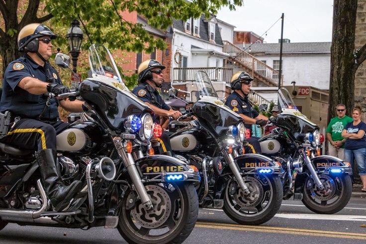 Celtic-Fest-Motorcycle-Cops