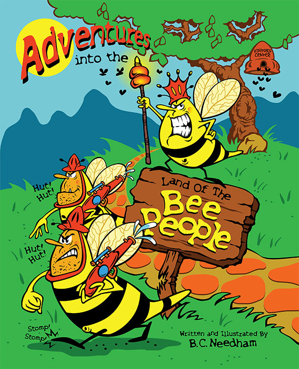 Land-of-Bee-People-Cover