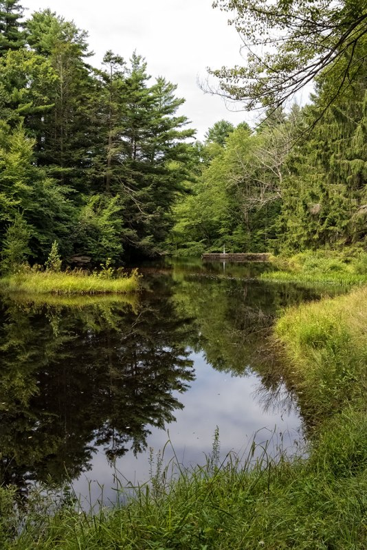 Hickory-Run-Pond
