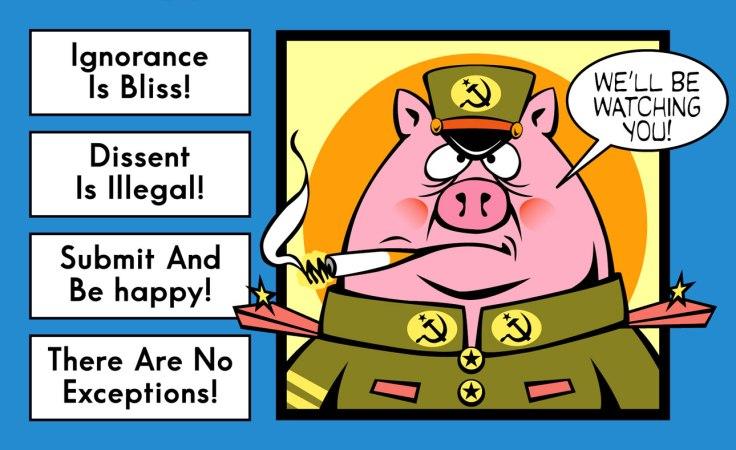 Communist-Pig